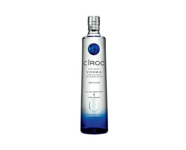 Ciroc. Ciroc es un vodka Ultra Premium aromático, potente y floral