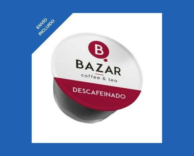 Café en Cápsulas Bazar. Las propiedades y características del Café Bazar, sin los efectos de la cafeína
