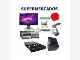 Pack TPV supermercados
