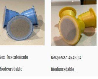 capsulas Nespresso. Capsulas compatible con Nesresso* café Descafeinado y Capsulas comptibles con Nespres