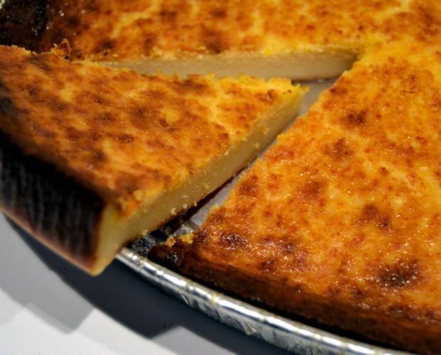 Tartas.Origen auténtico, aspecto artesanal y piel dorada, con sutiles recuerdos cítricos a limón, ligero matices a canela