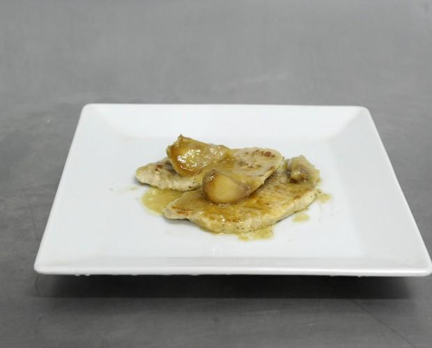 Filete de lomo. Lomo al whisky