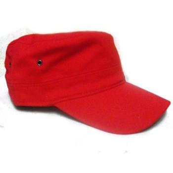 Gorra Militar Roja. Proveedores de Gorras