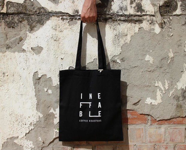 Tote Bag. 100% Organic Cotton