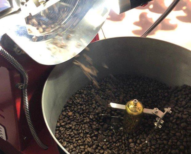 Café Artesanal. Trabajamos con técnicas de tostado que garantizan el mejor sabor