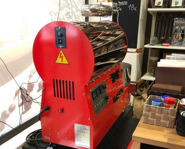Tostador BuonGiorno. Hazte con un tostador de café en nuestra tienda de Alcalá de Henares