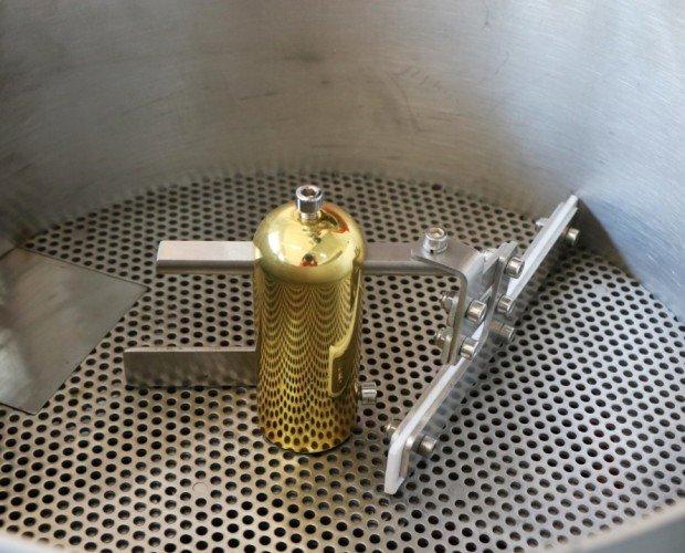 Tostador BuonGiorno. Micro Tostadores de 1, 2, 5 kg. Pedido por encargo Fabricación y entrega 3 meses.