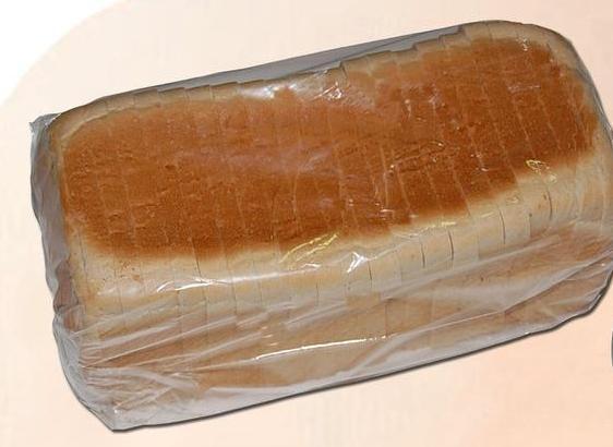 Pan de molde. Pan de molde especial hostelería