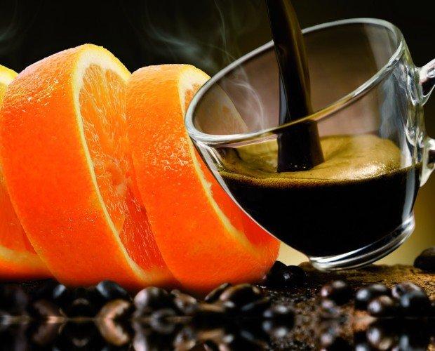 Chocolate naranja. Un aromático café bien estudiado