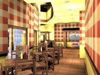 Remodelación de restaurante