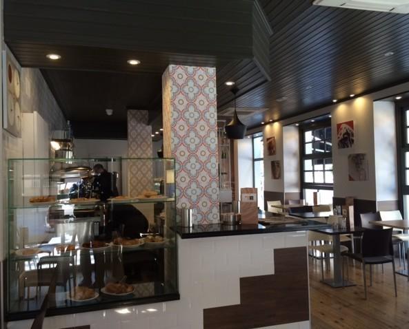 Pinilla TEYCO. Reforma integral local de hostelería.