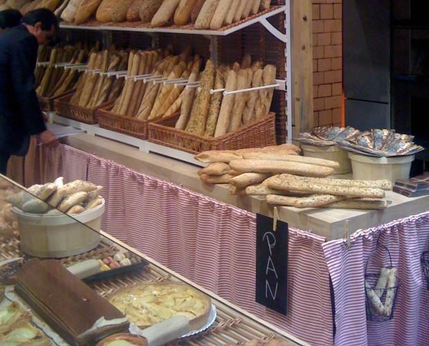 Reforma de panadería. Decoración y reforma.