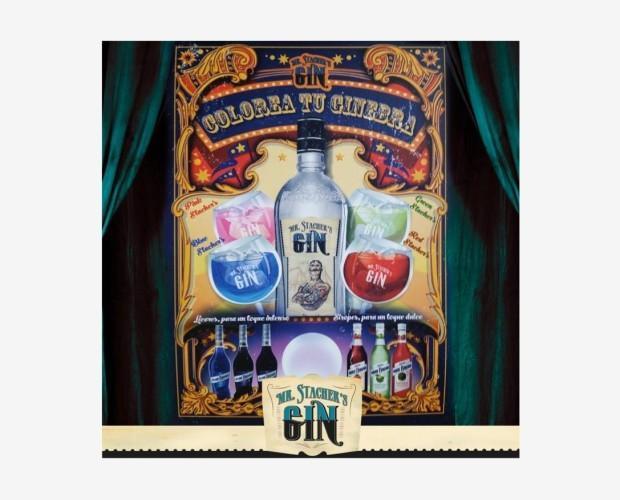 Gin. Colorea tu ginebra