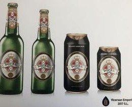 Cerveza con Alcohol. Botellas de Cerveza con Alcohol. Cerveza con cuerpo, aroma y amargor