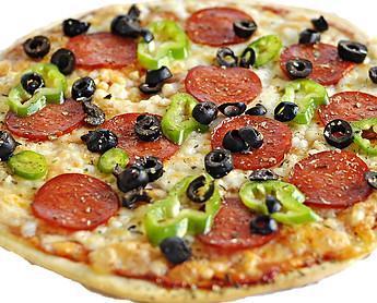Pizzas Precocinadas.El tiempo estimado de la cocción es más o menos entre 6 minutos y 8 minutos