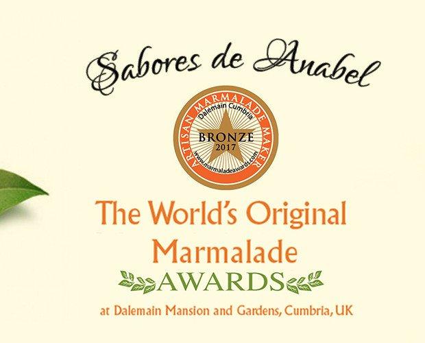 Mermeladas Gourmet.Premios internacionales a nuestra mermelada de naranja, origen de Valencia, primera calidad, sin conservantes