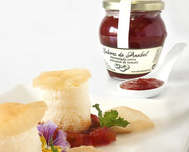 Mermelada. mermeladas artesnal de Tomate, producto delicioso ,artesano. de fruta fresca y madura de primera calidad