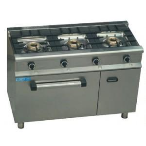 Cocinas Industriales. Maquinaria y equipamiento de hostelería