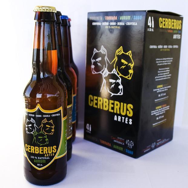 Cerveza Artesanal. Varios tipos: ale, tostada y negra.