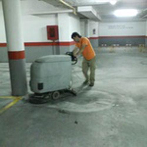 Limpieza de suelos. Pulido y abrillantado de suelos