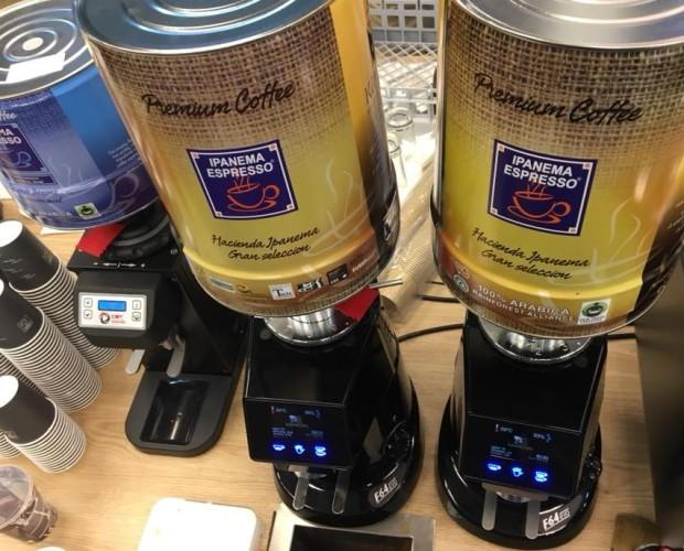 Café especial. De granos seleccionados