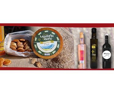 Queso de Cabra.Vinos, quesos, aceite de oliva, etc.