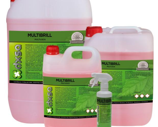 Limpiadores Multiusos.Producto de última generación de uso global para la limpieza e higienización de todo tipo de superficies