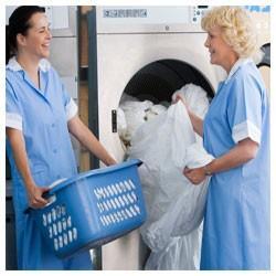 Lavandería Industrial.Evaluamos las necesidades de cada cliente.