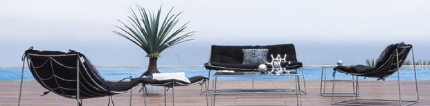 Mobiliario para hostelería. Sillas, mesas