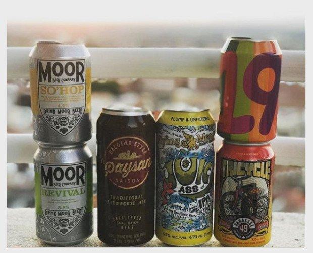Latas Importación. Cerveza en lata