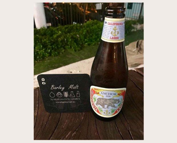Cata Cervezas EEUU. Cervezas de California