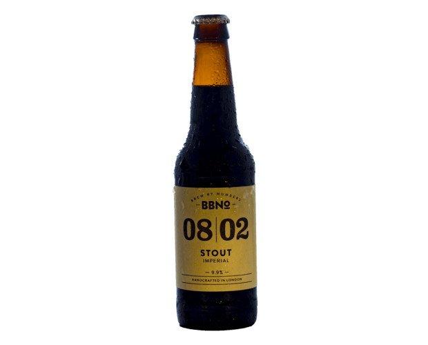 Stout Imperial. Cerveza de Inglaterra