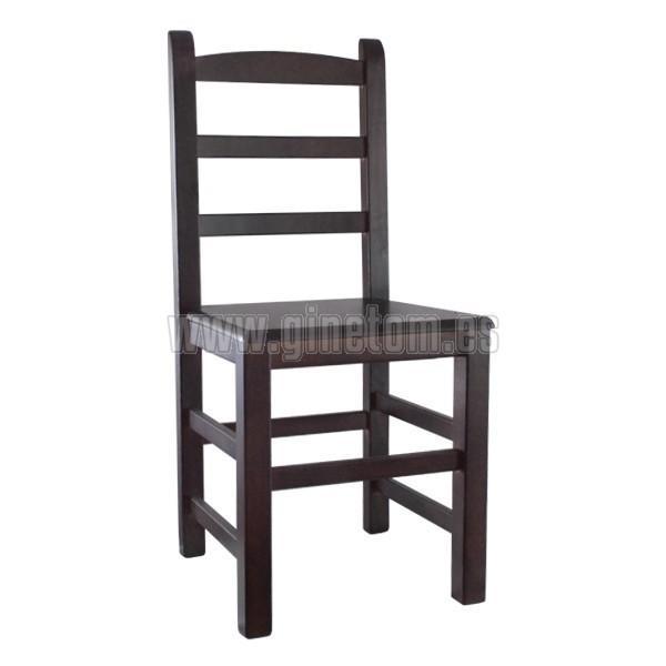 Silla. Muebles para la hostelería