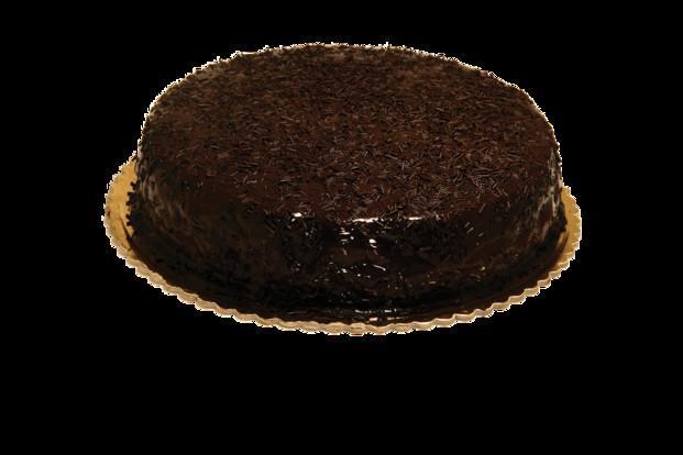 Brigadeiro. La autentica tarta Brigadeiro.