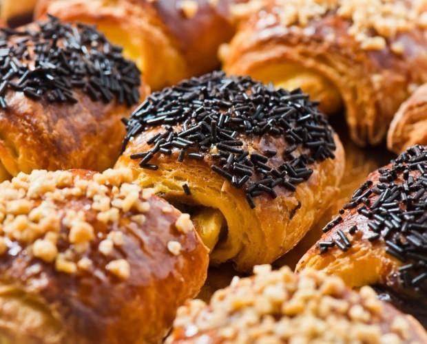 Bollería dulce. Amplia gama de productos de pastelería