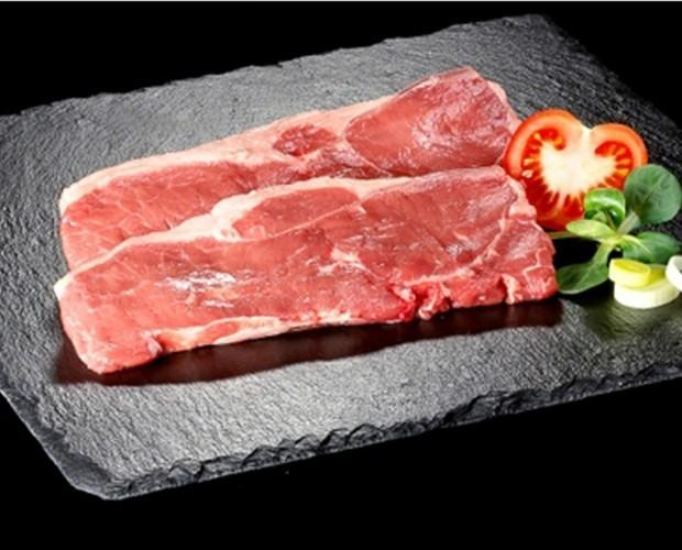 Carne de ternera. Carne de ternera congelada
