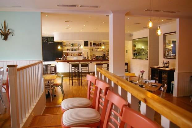 Decoración del restaurante Verde Oliva. Proyectos llave en mano