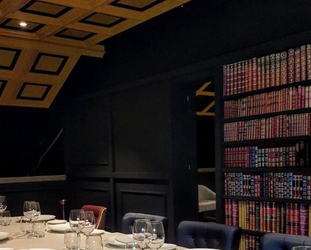 Restaurante D´sesto. Comedor privado