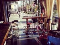 Decoración del restaurante en Rosal