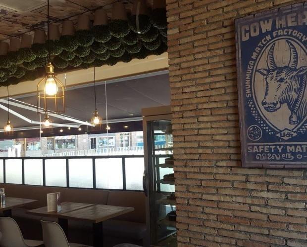 Restaurante BDP. Restaurante BDP, uno de nuestros trabajos