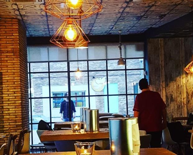 Restaurante BDP. Otra fotografía de nuestro trabajo
