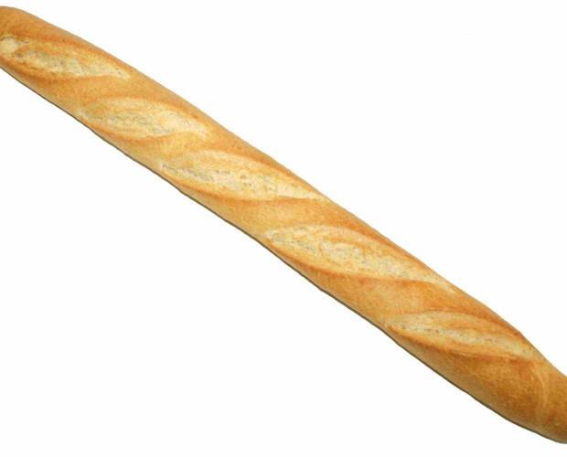Baguette. La barra tradicional