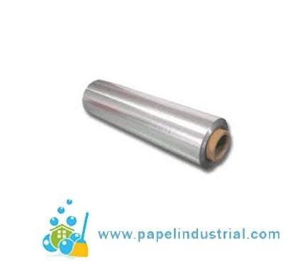 Papel aluminio. Rollos de aluminio en distintos metrajes y galgas