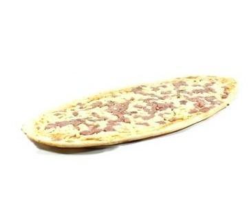 Pizzas Congeladas.Refrigerada o congelada  Elige los sabores que más te gusten