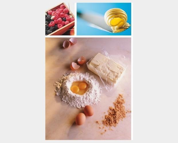Ingredientes. Ingredientes de alta calidad y naturales
