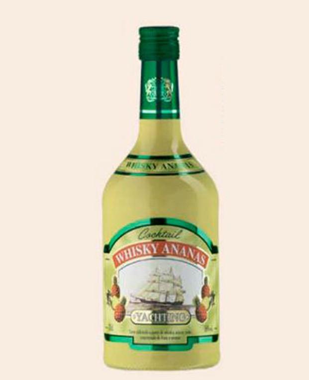 Whisky. Whiskys con exóticas combinaciones