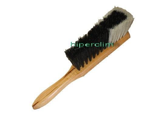 Cepillo limpiacristales. Cerda natural