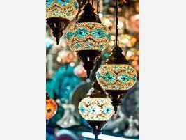 Lámparas importadas