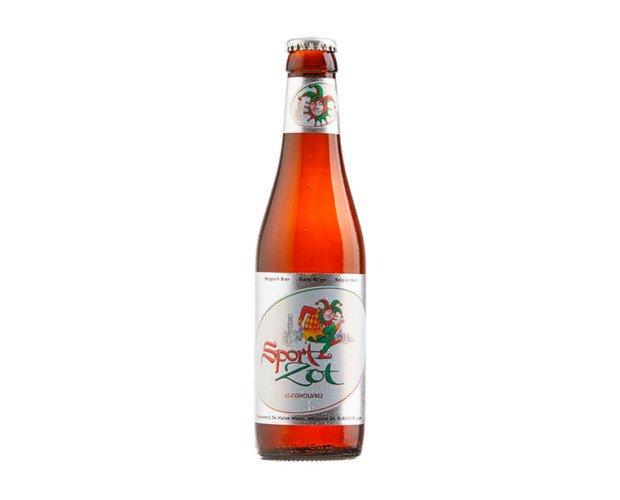 Brugse Zot Sport. Cerveza sin alcohol
