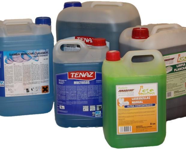 Productos químicos. Las últimas novedades en productos químicos.